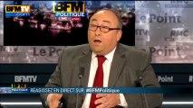 BFM Politique: l'interview BFM business, Ségolène Royal répond aux questions d'Emmanuel Le Chypre - 07/07