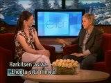 Chyler Leigh on The Ellen DeGeneres Show - (2009)