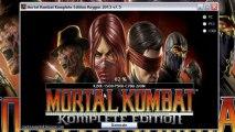 Mortal Kombat Komplete Edition Keygen 2013 v7.5 Download
