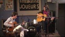 """Cyril Duclos et Leila Duclos """"boxing swing"""" version 2 Avril 2012"""