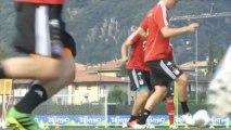 """""""Geschenk"""" Robben steigt ins Bayern-Training ein"""