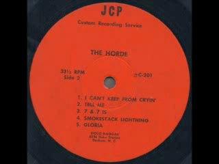 The Horde Gloria 1967