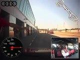 Audi Endurance Experience 2013 - Qualif n°3 Nogaro - 2ème relais SnakeX