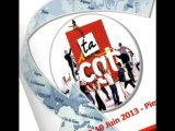 Congres de l'UD CGT 83 : On lache rien !!!