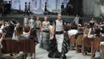 En backstage des défilés haute couture automne-hiver 2013-2014