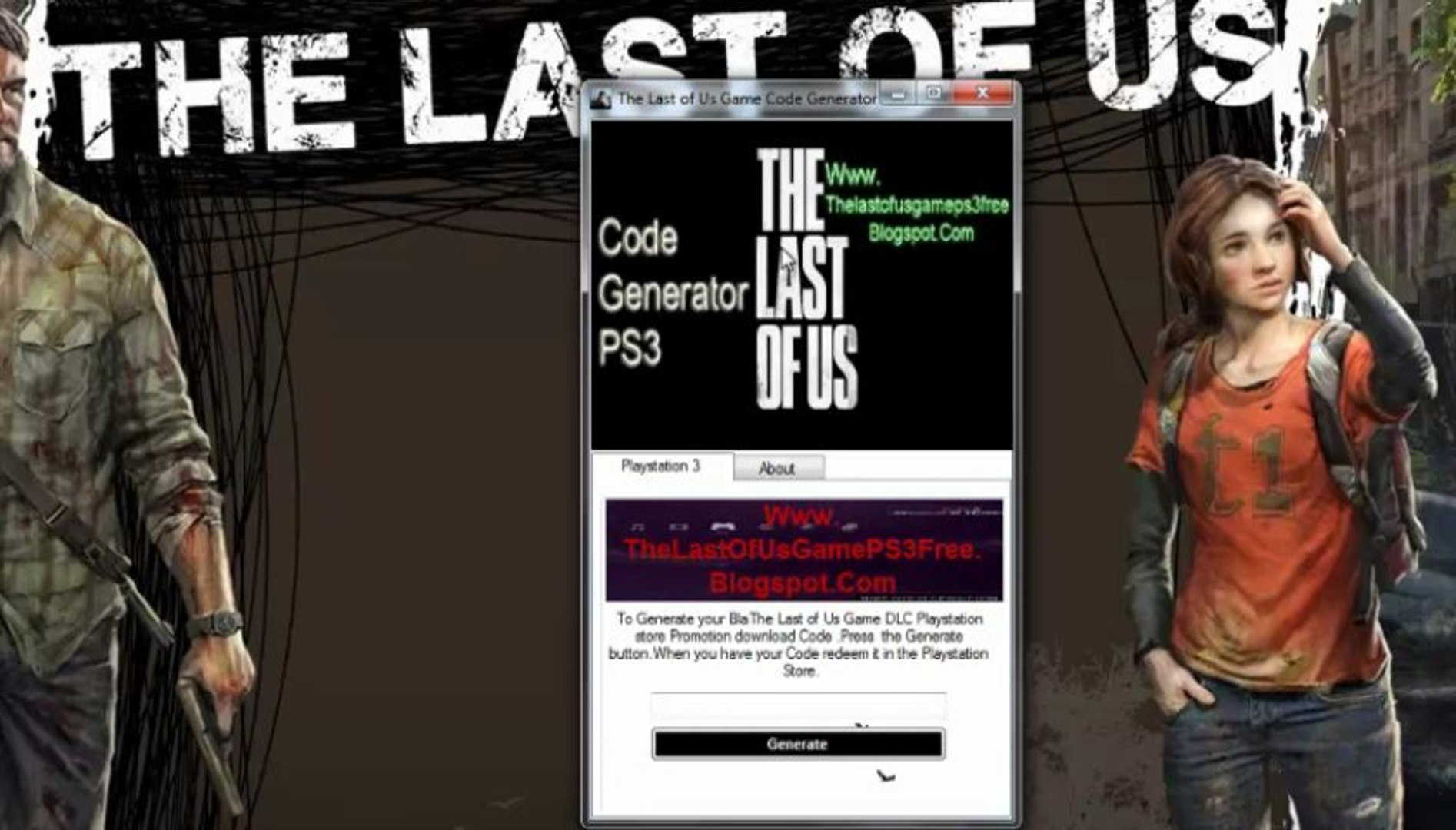 The Last of Us Game Crack - Free Download