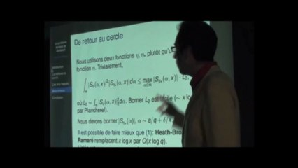 La conjecture ternaire de Goldbach - Harald Helfgott (DMA)