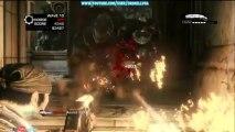 Gears Of War 3 Horde Mode Wave 10 Boss HD