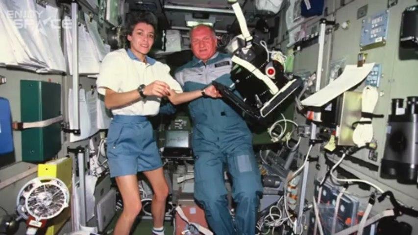 Claudie Haigneré : femme et astronaute