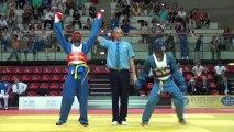 Monde Vovinam 2013 - Ibrahim Konaté (-68kg) champion du Monde à Paris