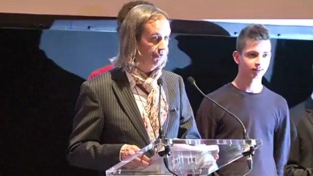 Cérémonie 2013 de remise des prix de l'Académie d'Architecture