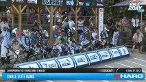 Finale Elite Dame Championnat de France BMX à Massy