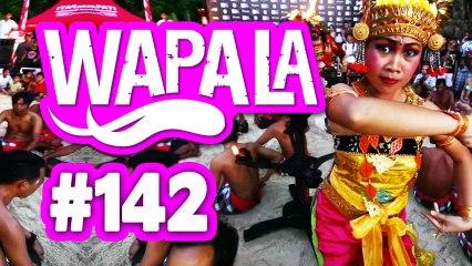 Wapala Mag #142 | big waves compilation | kitesurf foil | Surf Padang Padang