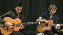 Session acoustique Adrien Marco Trio @ Parc des Expos d'Autun (Juin 2013)
