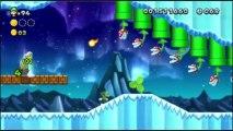 Wii U Super Luigi U Gameplay parte 4