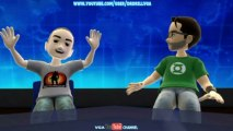 Avatar Kinect Video 3