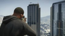 Grand Theft Auto V_ Official Gameplay Video