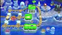 Wii U Super Luigi U Gameplay parte 3