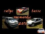 rallye basse normandie 2013