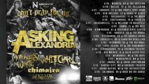 Asking Alexandria - The Death of Me (Song Premiere)