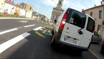 Nancy : La nouvelle voie de bus cyclable avenue de strasbourg : une belle réussite