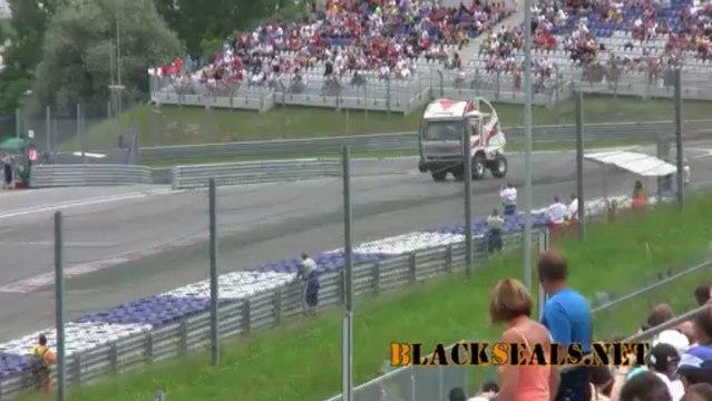 Truck Race Trophy 2013: Wheeling Truck und Looping Truck