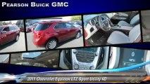2011 Chevrolet Equinox LTZ - Pearson Buick GMC, Sunnyvale