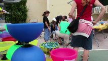La compagnie des Rêves funambules fait son cirque à Antibes