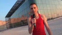 Gabriel Adam reporter pour Gay-Marseille.tv 2013