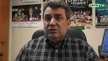 """JSFN TV - P. Donnadieu """"Le Havre est une équipe redoutable"""" (Pro A - J13 vs Le Havre)"""