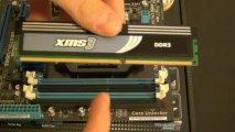 Monter son ordinateur - Partie 1   installation du processeur et de la ram