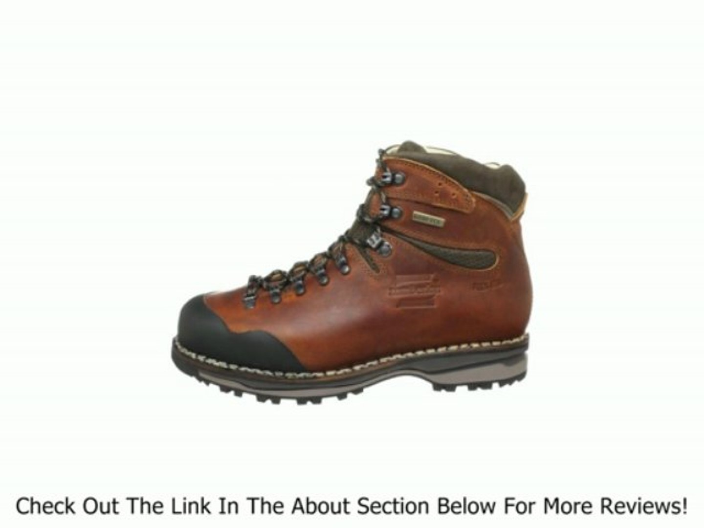 4ea14b74648 Zamberlan Men's 1025 Tofane NW GT RR Hiking Boot Review