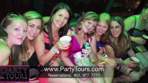 Bachelor Party Las Vegas; Party Tours pt. 3