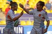 France 7 féminines : les essais de la Coupe du monde