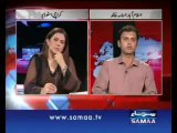 Jasmeen Manzoor on Hamid Mir Tapes - 2 (Samaa TV 23 May 2010)