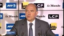 """Pierre Moscovici : """"M. Sarkozy n'est pas au-dessus de tout"""""""