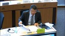 intervention Franck Proust réindustrialisation de l'Europe commission Industrie considération du rapport Parlement européen 09072013