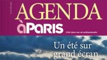 """Agenda du magazine """"à Paris"""" 47 (version audio)"""
