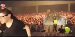 Skrillex gets knocked out at Mexico Gig-OUCH