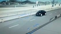 La détection des bords de route avec assistant directionnel Volvo évite les sorties de route