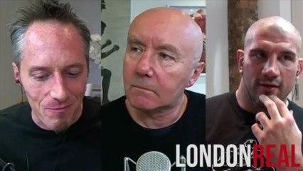 Irvine Welsh Interview - Teaser 1 | London Real