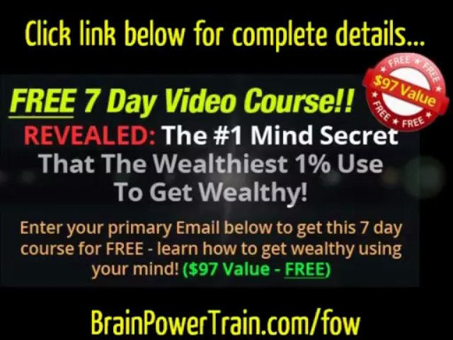 Anik Singal's Future Of Wealth Video Review | personal development industry