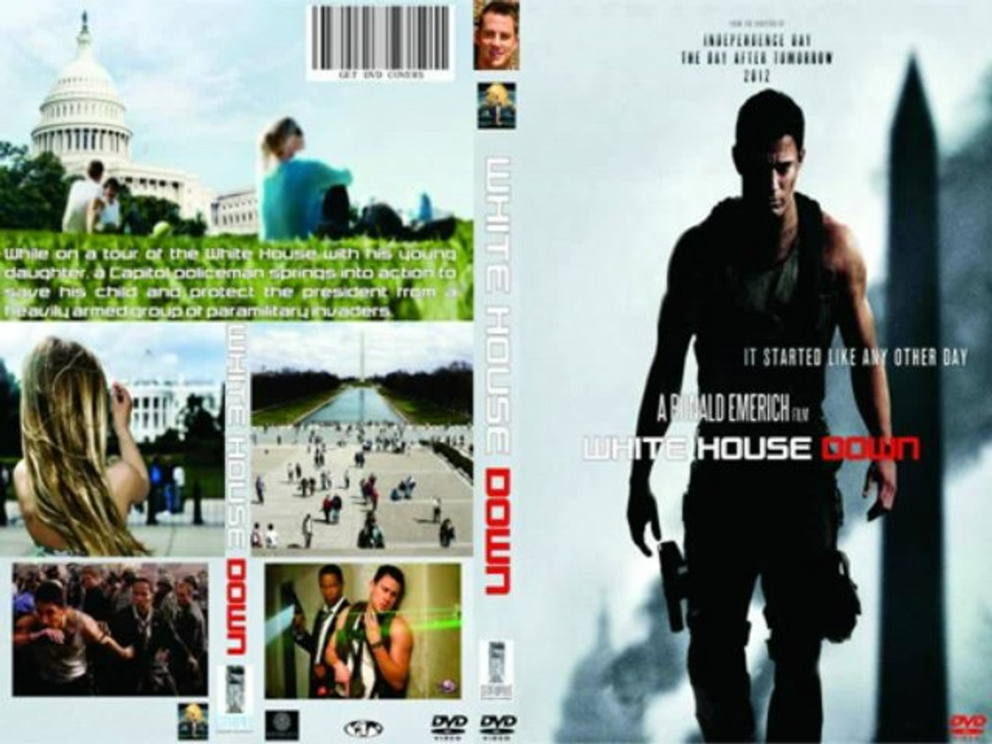 White House Down Complete Movie Online **** FREE Movie HDHQ [streaming movie music]
