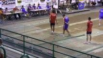 Finale double U18 et fin U14 en HD, Tournoi International Jeannot Védrine, Sport-Boules, Saint-Vulbas 2013