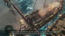 Assassin's Creed IV Black Flag Pirate Gameplay Experience Video Naval Exploration HD FR