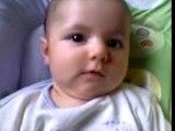 bébé dans le transat