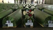 Srebrenica : des milliers de musulmans pour commémorer le massacre