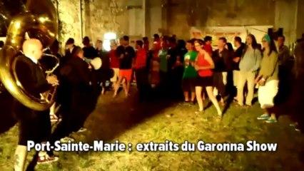 Port-Sainte-Marie Garonna Show