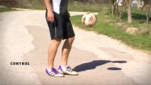 Ankle roll | learn soccer | soccer moves | football tutorials | football skill | futsal skills