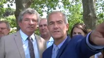 Politique : le président de Région LR rencontre le maire de Béziers aux écluses de Fonséranes